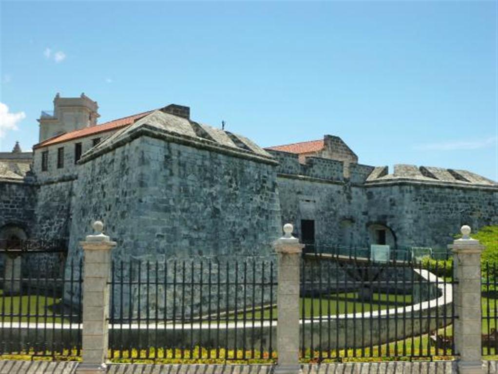 """Las verjas del Museo Castillo de la Real Fuerza mostrarán fotografías de gran formato con la exposición """"Museo del Prado en La Habana"""""""