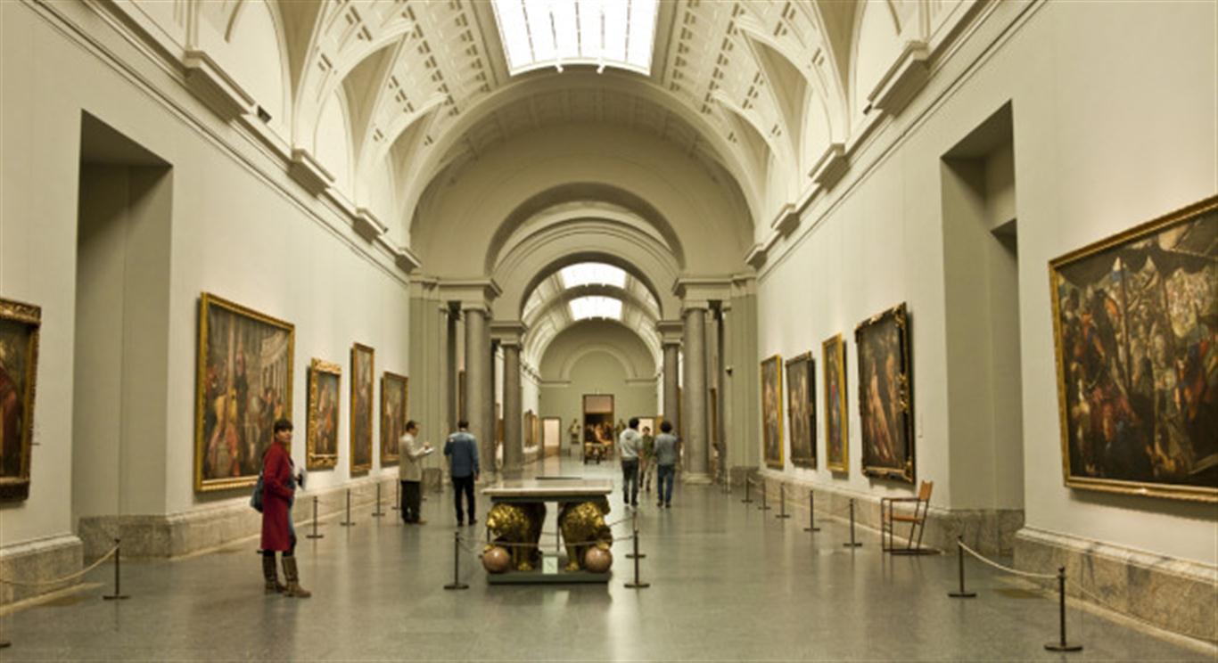 El famoso Museo del Prado
