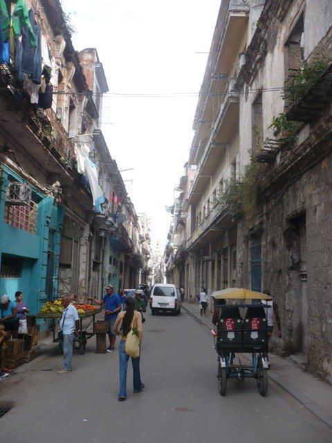 1-calle Bernaza, de Muralla a plaza del Cristo