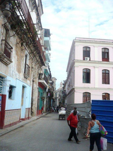2-calle Bernaza, plaza del Cristo