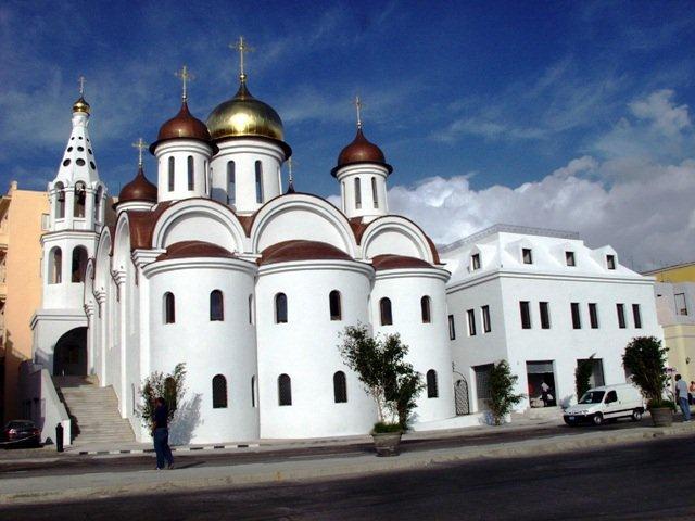 5-Catedral Ortodoxa Rusa