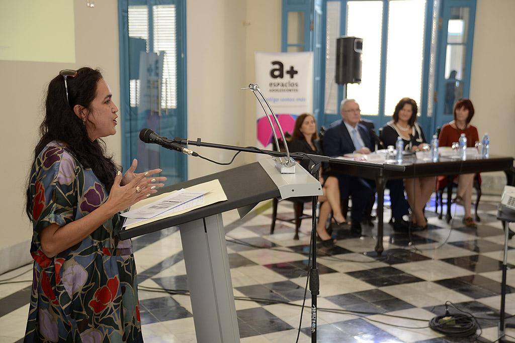 Katia Cárdenas, Directora de Gestión Cultural de la Oficina del historiador de La Habana