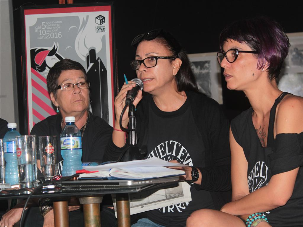 Marisol Rodríguez, Directora de la Muestra Joven ICAIC