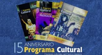 Programa Cultural - Portada