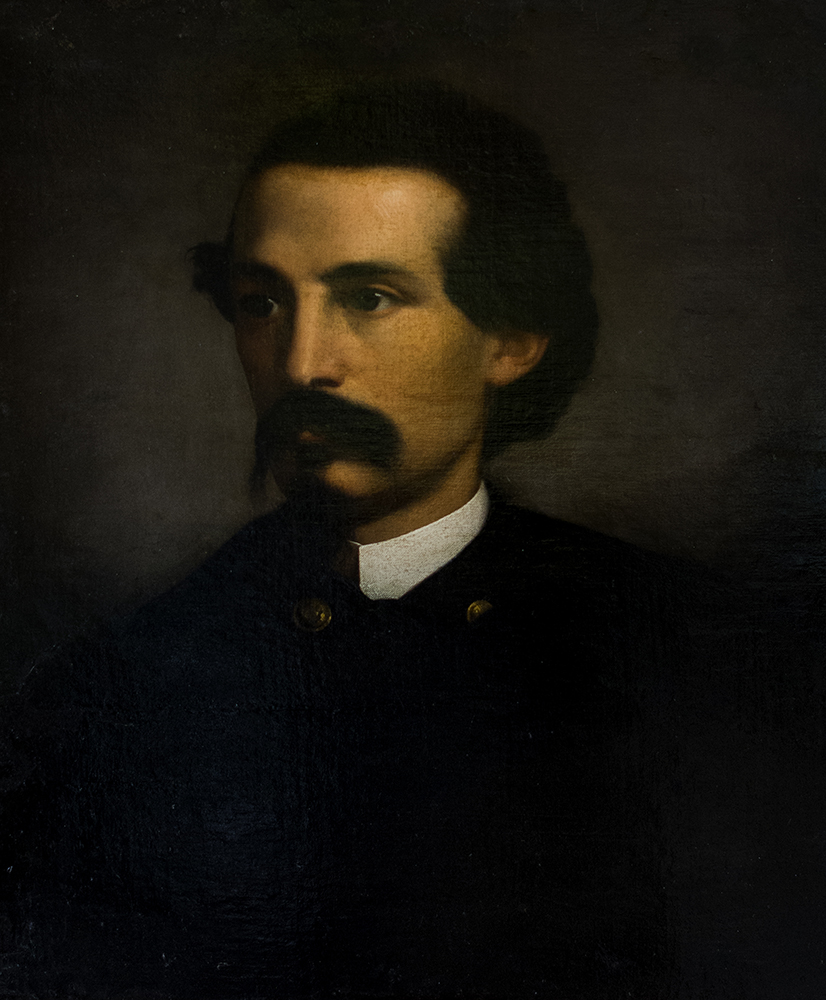 Retrato de Federico Fernández Cavada