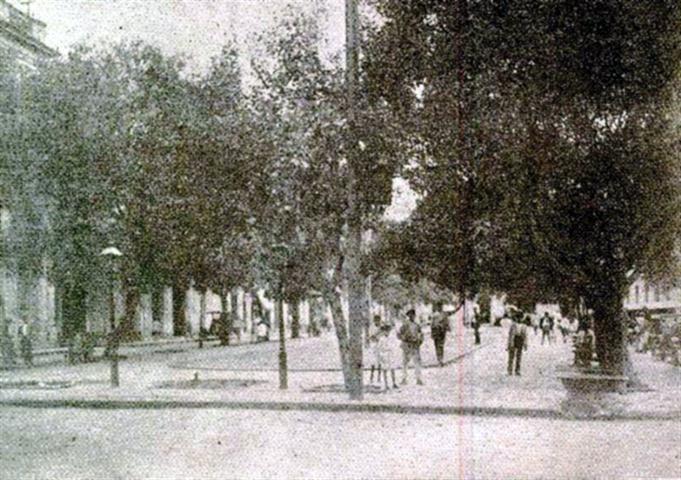 Parque Cristo, 1923