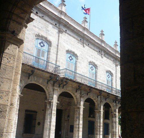 Palacio del Segundo Cabo, 2016