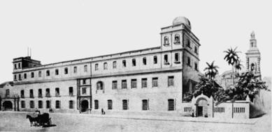 El convento de Belén y su observatorio astronómico