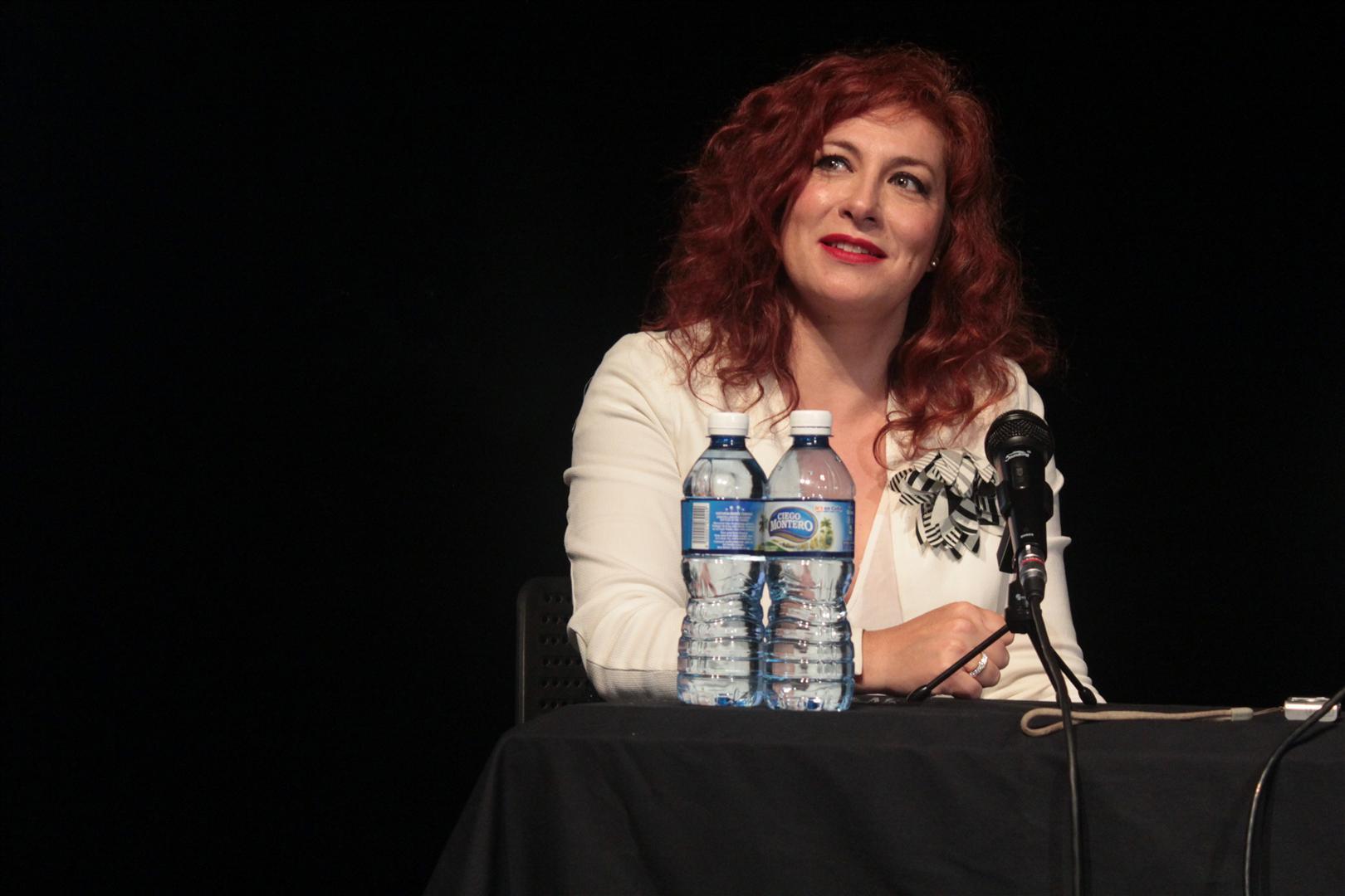 Pilar Jurado (Foto: Thays Roque Arce)