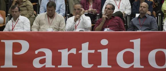 Los Cinco, invitados al Congreso. Foto: Ismael Francisco/ Cubadebate