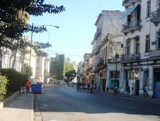 Calle Monserrate hoy