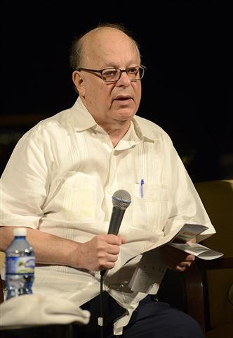 El maestro Salomón Gadles Mikowsky (Foto: Néstor Martí)
