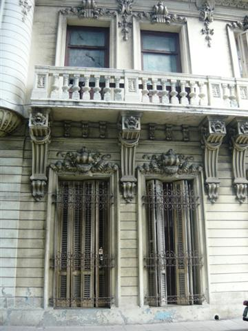 Elementos decorativos de fachada