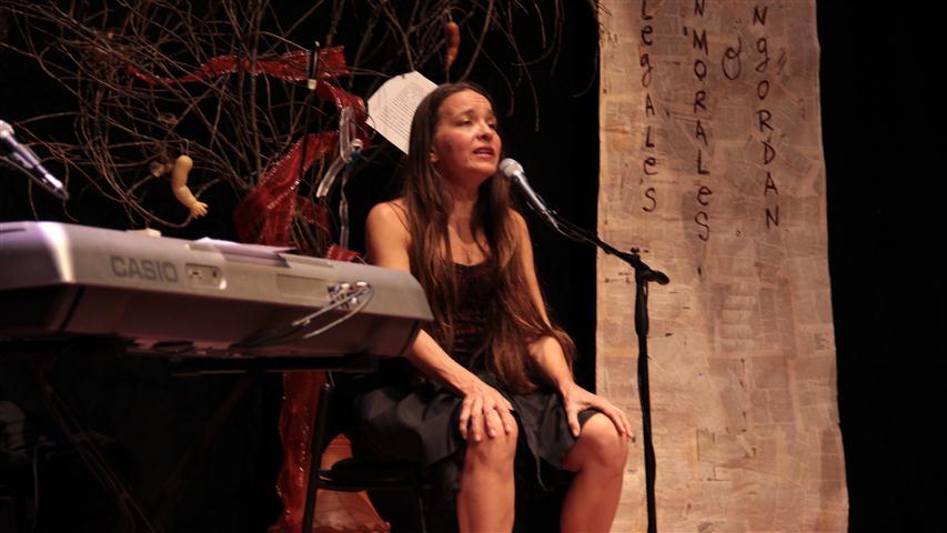 Las Venas Abiertas, un performance musical