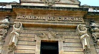 Real Academia de C. Médicas, Físicas y Naturales de La