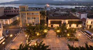 Santiago de Cuba-vista aérea-conservador de la ciudad-rené silveira