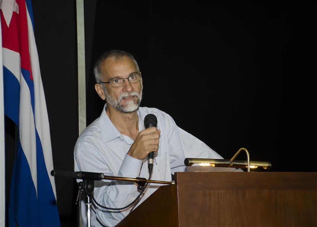 """Ariel Terrero, Director del Instituto Internacional de Periodismo """"José Martí"""""""