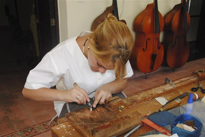 luthier-Small