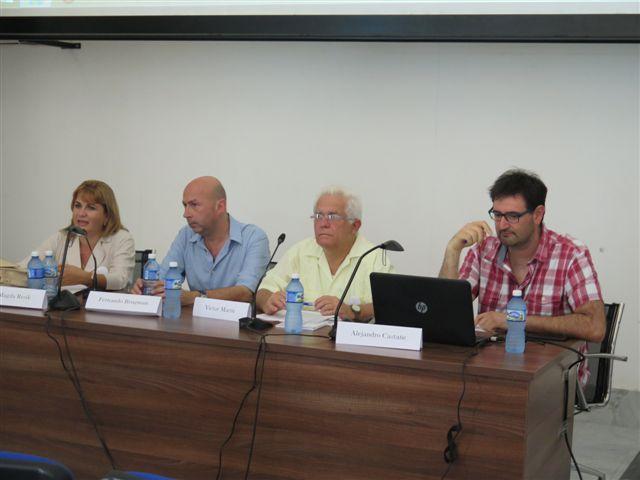 """panel """"Cultura e Identidad"""""""