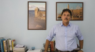 Orlando Ramos, Presidente Agencia de Viajes San Cristóbal (Foto: Alexis Rodríguez)