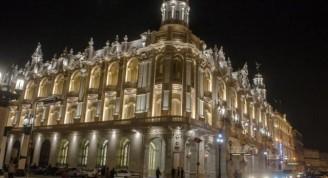 Gran teatro de la Habana, sistema de iluminación