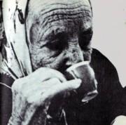Julia de la Osa a los 94 años