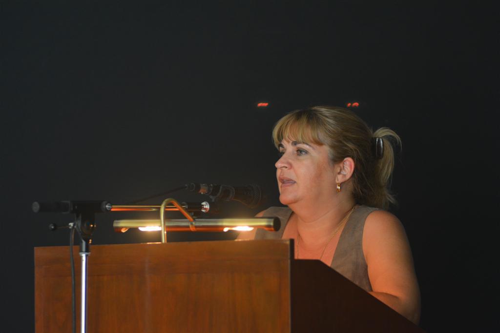 Magda Resik, Directora de Comunicación de la Oficina del Historiador