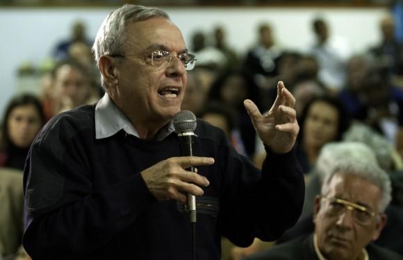 Eusebio Leal, Historiador de la Ciudad de La Habana. Foto: Roberto Chile/ Cubadebate