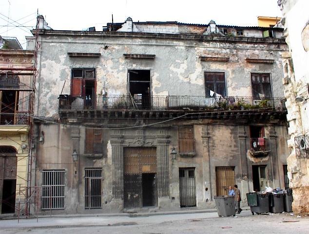 Amargura 56, antes de la restauración