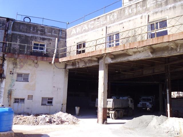Conexión entre el muelle y el edificio
