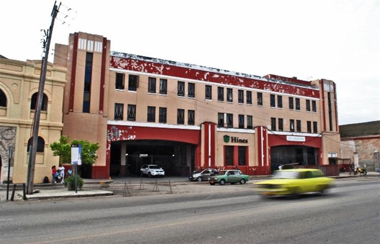 Edificio Hínes