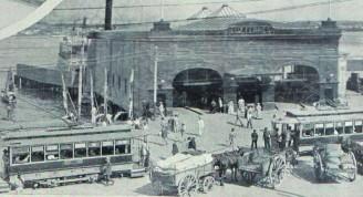 Emboque de Luz, 1913