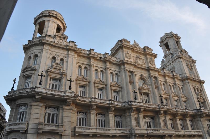 Edificio de Arte Universal del Museo Nacional de Bellas Artes