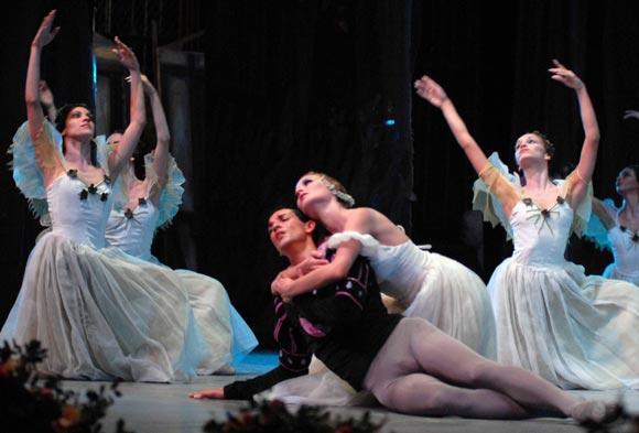 """El Ballet de Camagüey con """"Giselle"""""""