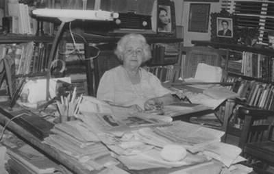 la historiadora Hortensia Pichardo Viñals