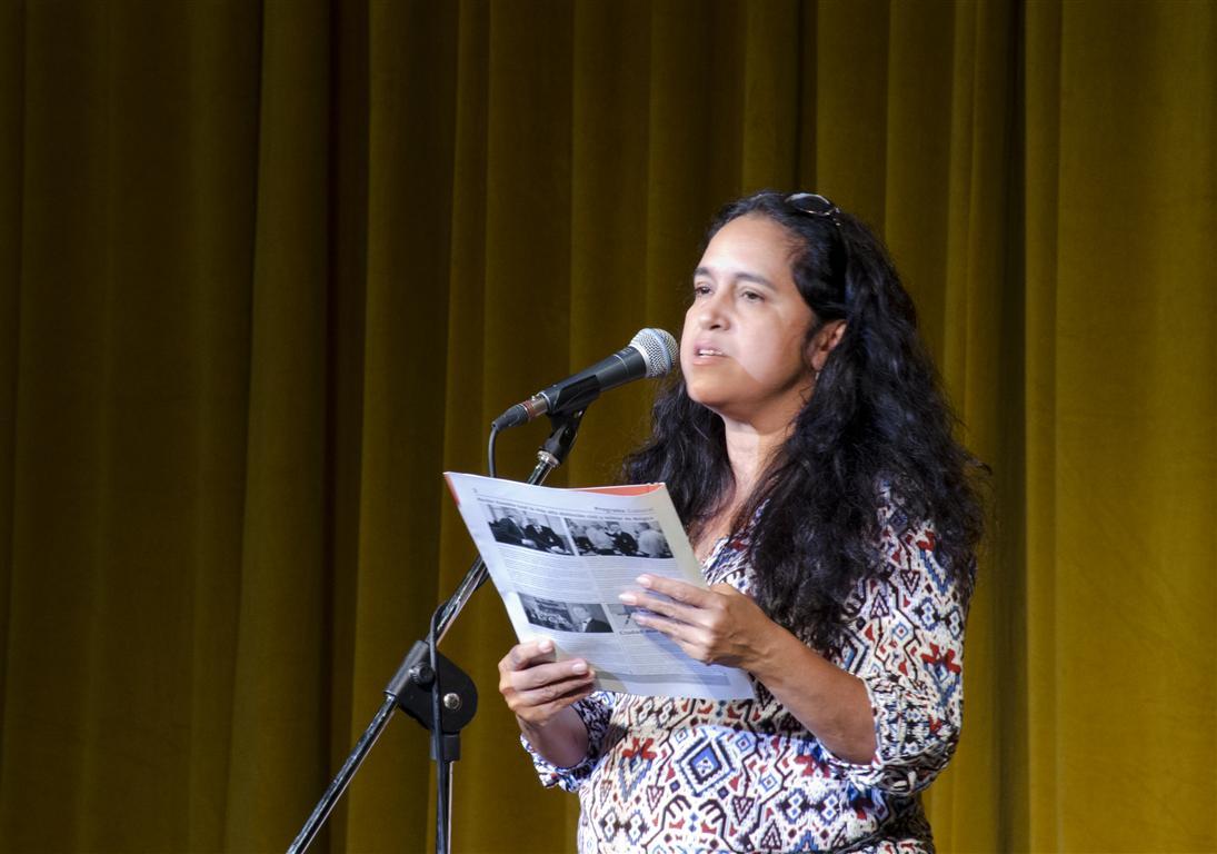 Katia Cárdenas, Directora del Programa Cultural de la Oficina del Historiador