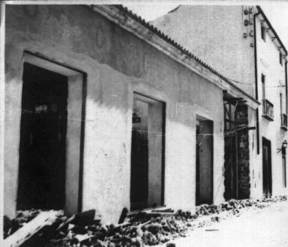 Casa Justiniani, restauración