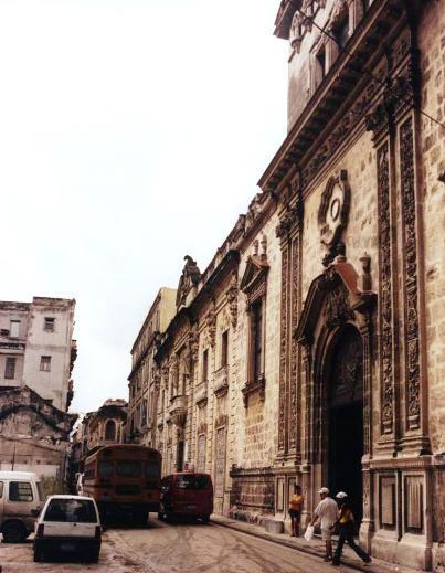 Cuba 460, antes