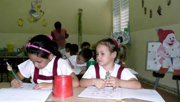 Escuela-cubana