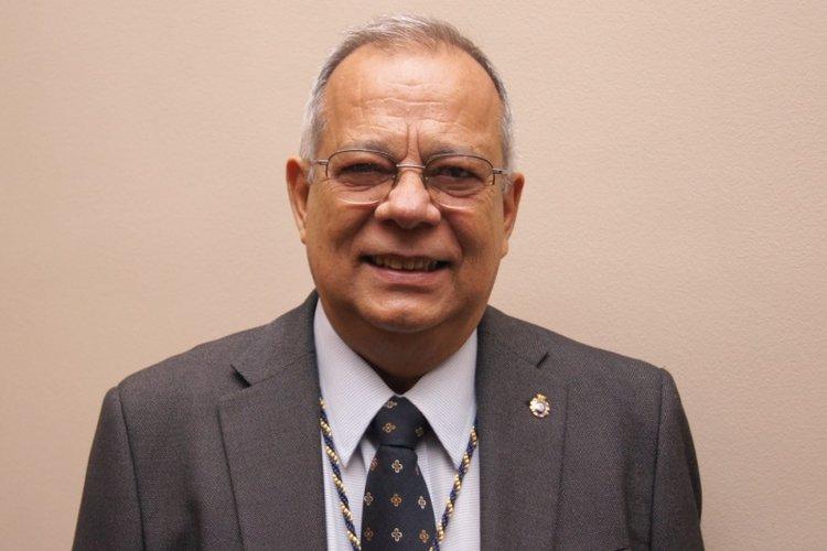 Rogelio Rodríguez Coronel, director de la Academia Cubana de la Lengua