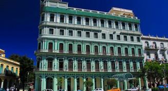 El Hotel Saratoga, en La Habana, fue visitado por participantes del curso internacional que organiza la CGR junto con la Organización Latinoamericana y del Caribe de Entidades Fiscalizadoras Superiores (Olacefs), que desde el pasado lunes y hasta el viernes se desarrolla en esta institución.  Foto: Tomada de internet