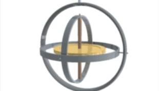 giroscopo en Cardan