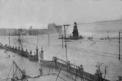 1926 Inundación en la Casa de Beneficencia (2)