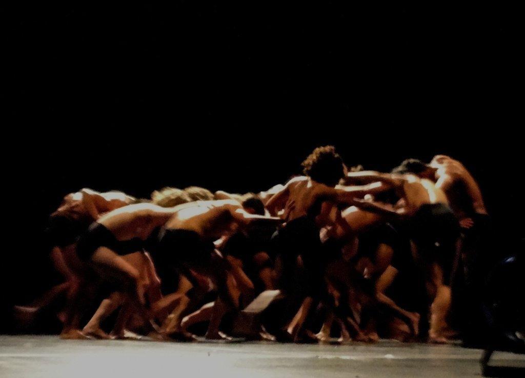"""Una de las  ofertas de danza Contemporánea de Cuba para este fin de semana, """"Reversible"""""""