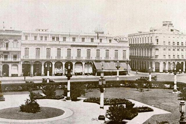 Imagen antigua del edificio