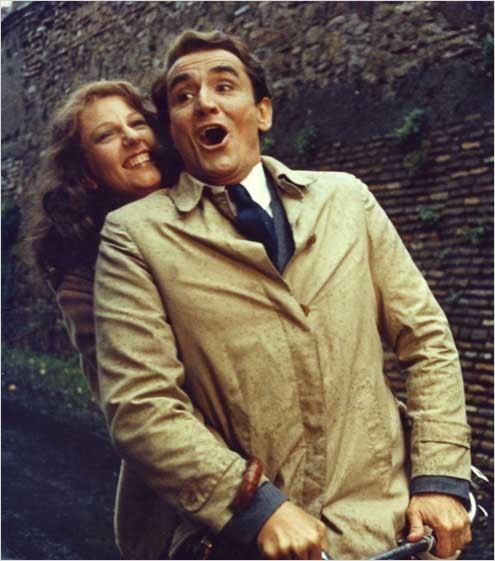 1974 Vittorio Gassman Stephania Sandrelli COLLECTION CHRISTOPHEL