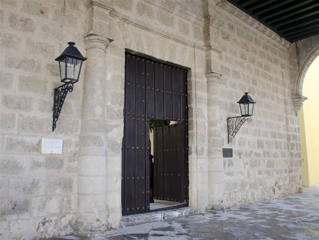 CASA DEL MARQUÉS DE ARCOS FACHADA PLAZA CATEDRAL 2 (Medium)