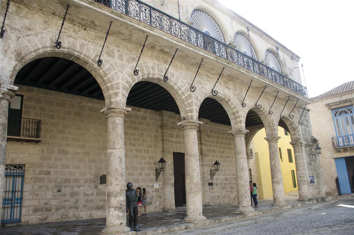 Casa del Marqués de Arcos (Foto: Alexis Rodríguez)