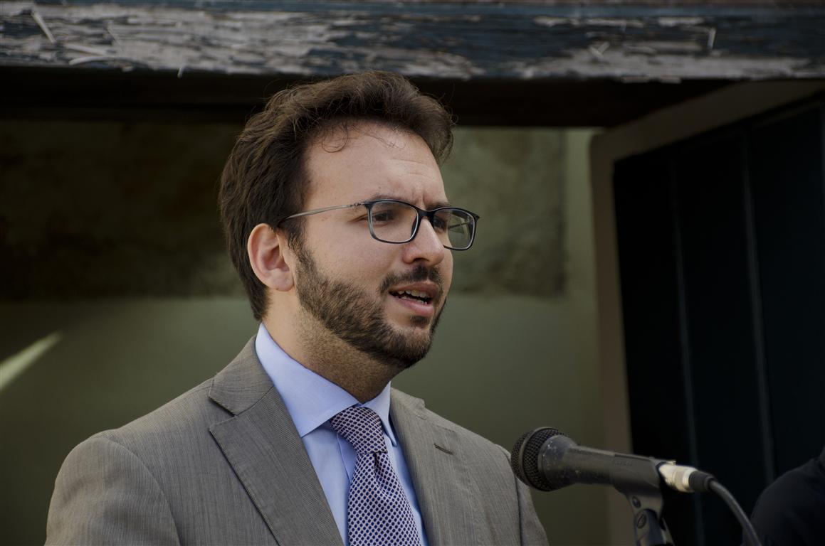 Consejero de la embajada de Italia