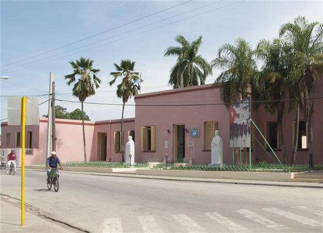 """Escuela """"José Antonio Saco"""""""